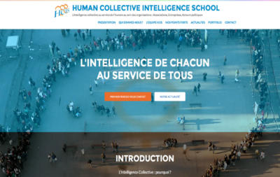 Human Collective Intelligence School