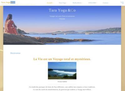 Site tarayogaandco - Sylvie Monnet propose Yoga et radiesthésie